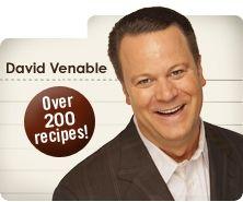 David Venable's recipes