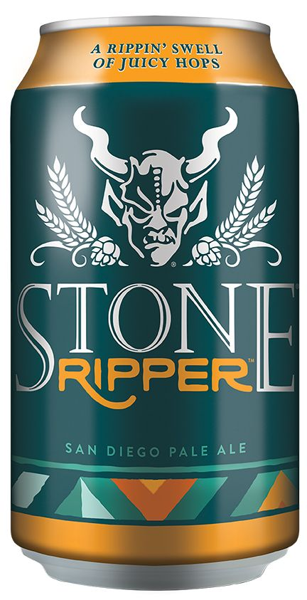 """A San Diego Pale Ale With An Aussie Accent, Stone Brewing Releases """"Ripper"""" AsStone Brewingexpands across the country and the Atlantic, the 20-year-old brewery nods to its San Diego roots with the release ofS..."""