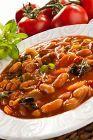 Srbský fazolový guláš