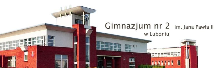 archiwum projektów i wymian międzynarodowych Gimnazjum nr 2 w Luboniu