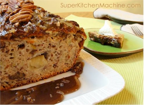 A delicious #Apple Tea Cake #recipe for #Thermomix. Always a hit with whipped cream or vanilla ice cream....