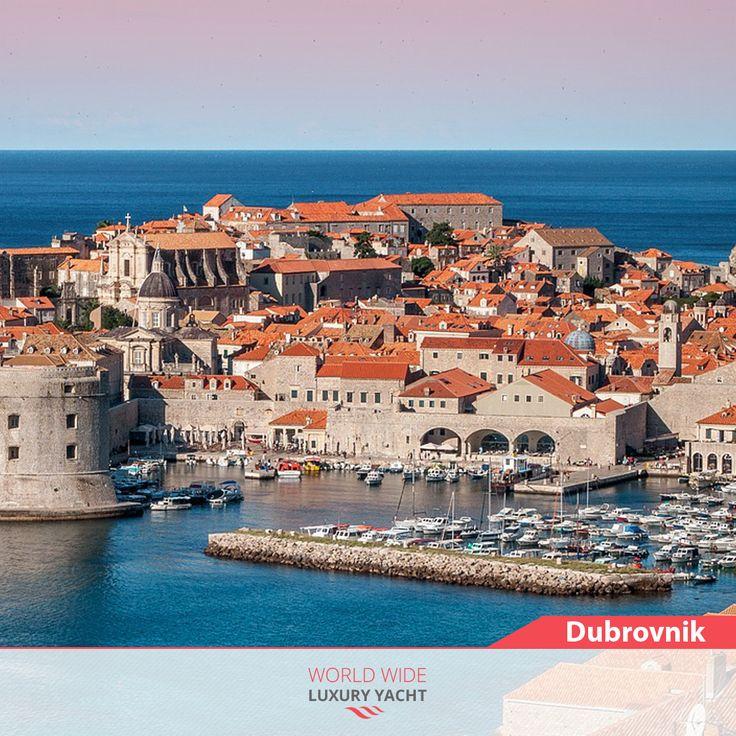 #Dubrovnik's harbour I #Croatia