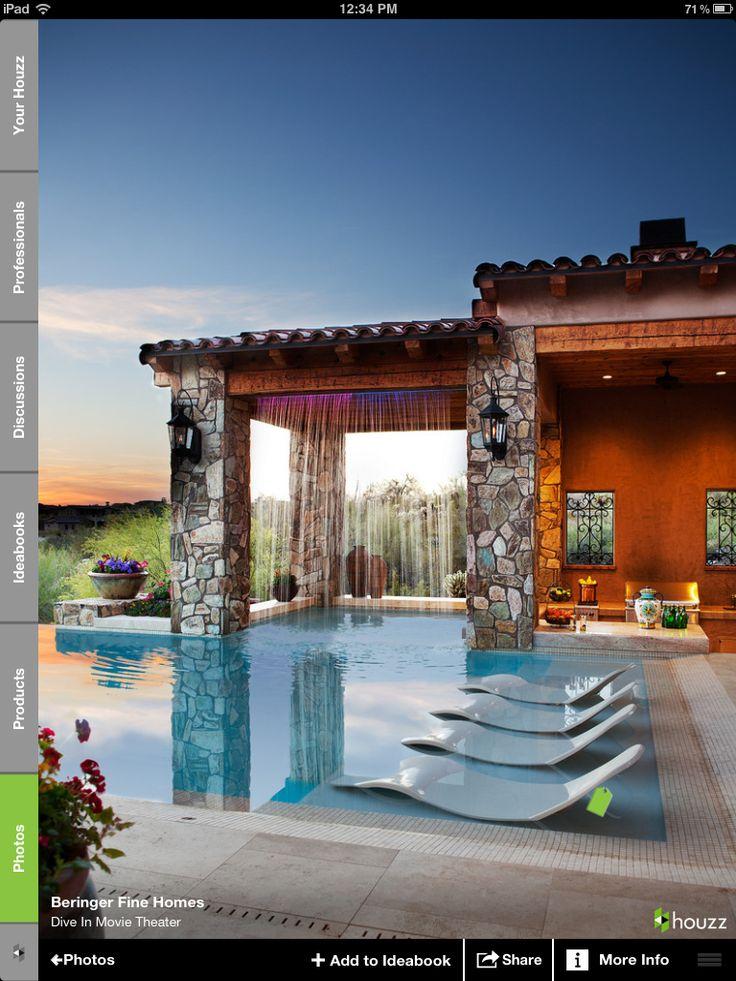 Amazing Backyard Pools : Amazing backyard pool  Pools  Pinterest
