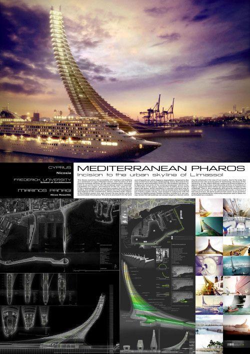 Arch2o-MEDITERRANEAN PHAROS-Marinos Panagi (12) #ARCH2O , #Student_Week