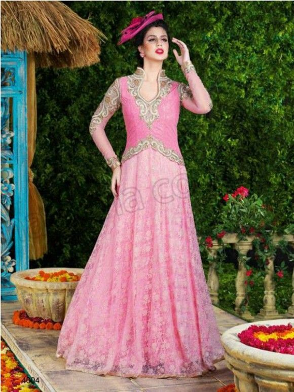 148 best Girls Frocks images on Pinterest | Indian clothes, Indian ...