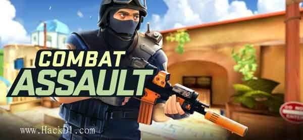 Combat Assault Fpp Shooter 1 9 13 Mod Unlimited Money Apk