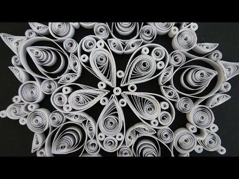 Quilling [eng sub] - YouTube