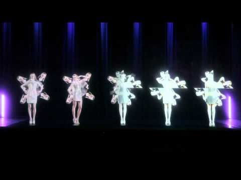 3D Holographic Fashion Show  in Hamburg