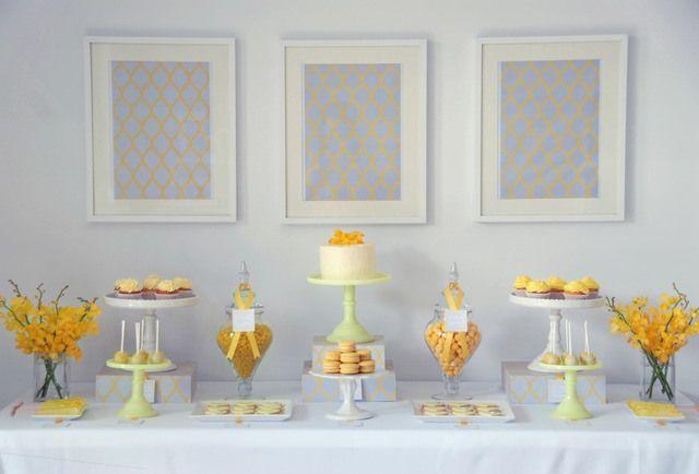 nicole21 mod standard Tea Party in giallo