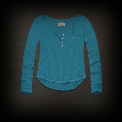 Hollister レディース Tシャツ ホリスター Grandview Tee ニット Tシャツ-アバクロ 通販 ショップ #ITShop