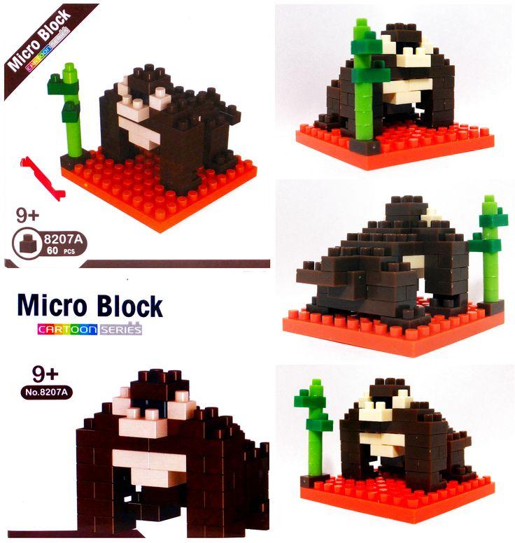 BOYU - Micro Block Cartoon Series - 8207A (60pcs)