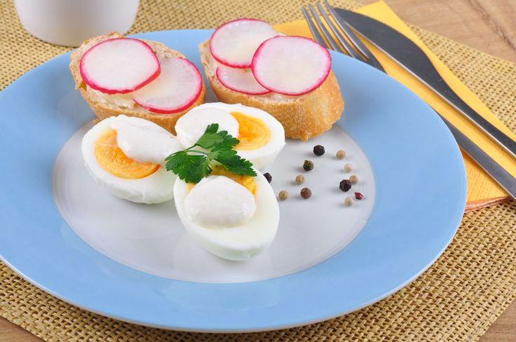 Jajka w sosie chrzanowym - jak zrobić? Przepis na jajka z chrzanem WINIARY