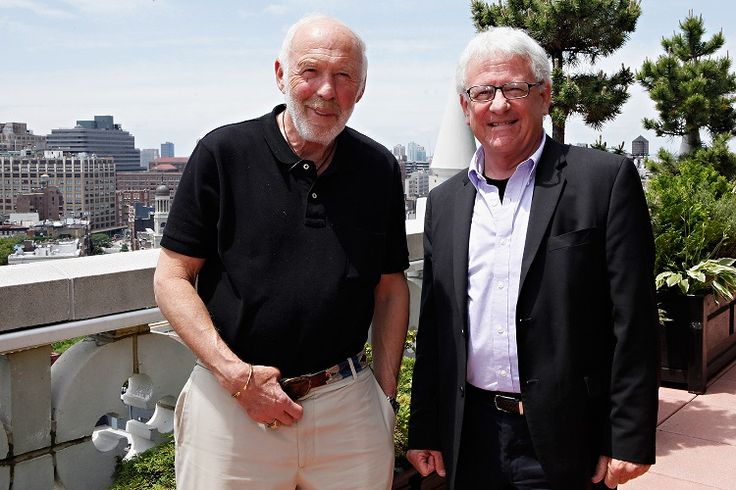 Before Renaissance Technologies founder James Simons became a hedge fund billionaire, he taught math. Now he's supporting the National Math Festival in Washington, DC and has become a proponent of improving math education in the U.S.