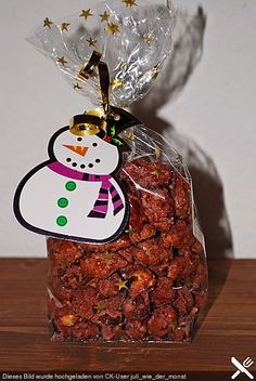 Gebrannte Mandeln (Rezept mit Bild) von rosenbluete25   Chefkoch.de