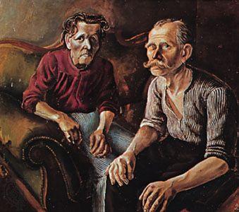 Otto Dix | OTTO DIX (1891-1969) PINTOR DOS TERRÍVEIS ANOS 30