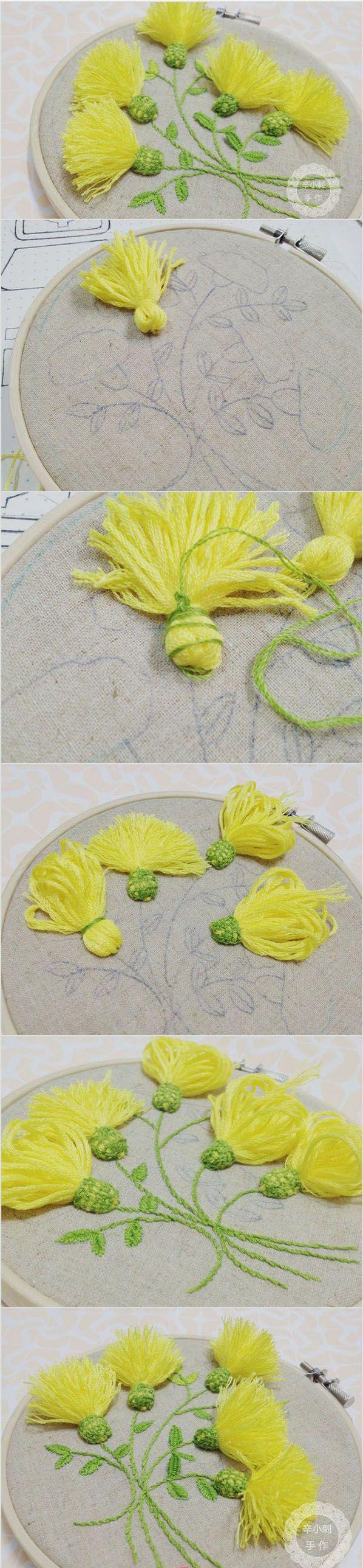 Diy Beautiful Chrysanthemum | DIY & Crafts Tutorials