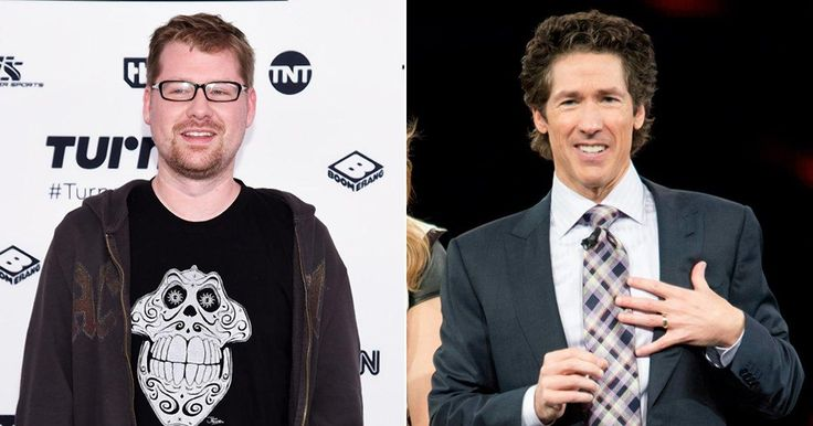 Joel Osteen's prayer hotline pranked by 'Rick and Morty' star