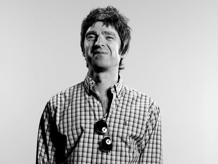 Alan Clarke Photography   Noel Gallagher / Spin
