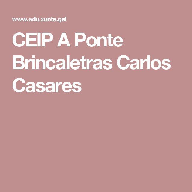 CEIP A Ponte Brincaletras Carlos Casares