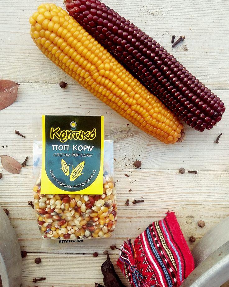 Cretan pop corn