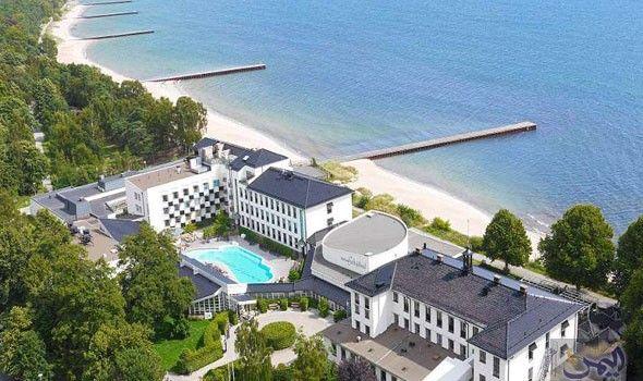 مالمو في السويد وجهتك الم فض لة للاستمتاع ببحر البلطيق Scandinavian Hotel Vacation Hotel Vacation Books
