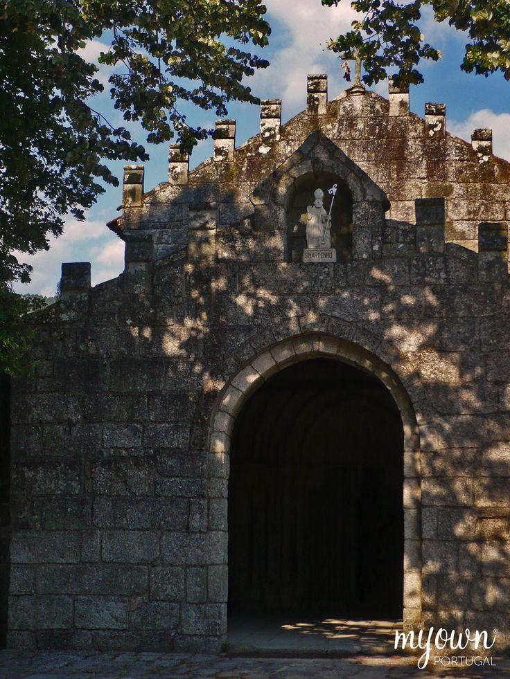 Igreja de São Martinho de Mancelos