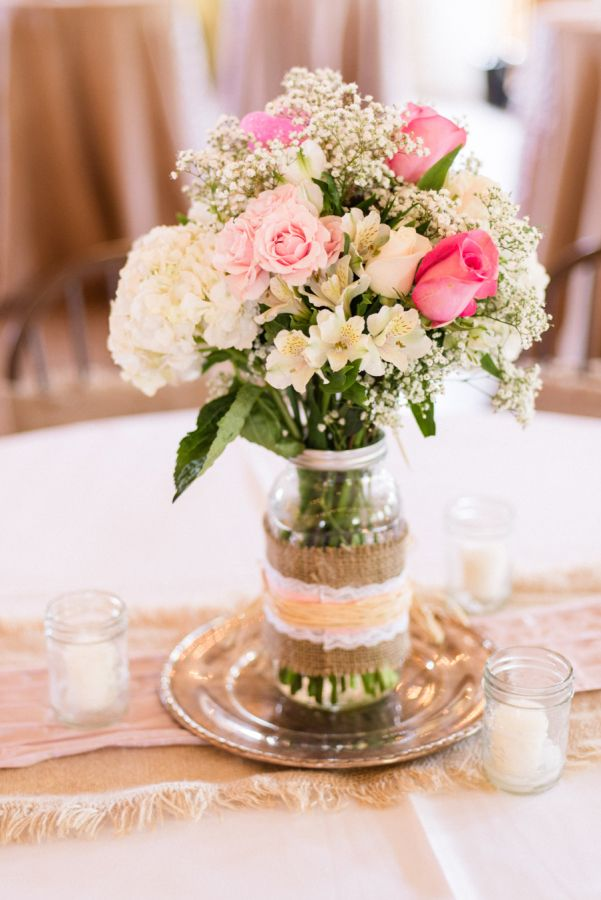 17 ideas about arreglos florales para mesas on pinterest - Decoraciones de bodas ...