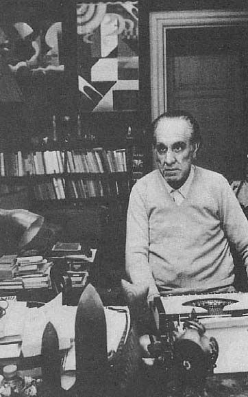 Julius Evola (Rome, 19 May 1898 - Rome, 11 June 1974)