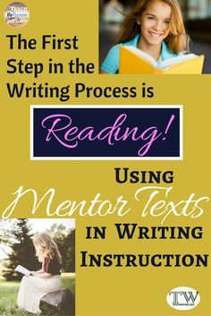Using mentor texts to teach writing I Teaching the memoir #mentortexts #writinglessons #secondarywritinglessons #memoir #memoirlessons