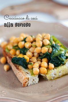 Andante con gusto: Cacciucco di ceci alla senese per la cucina dell'Extravergine