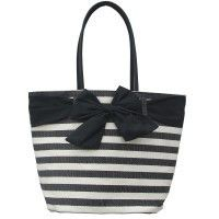Le Forge Resort Bow Bag Black