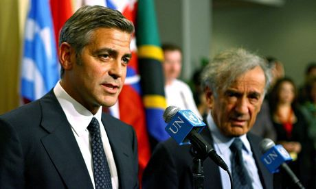 George Clooney resigns from United Nations peacekeeping role - THE GUARDIAN #GeorgeClooney, #UN