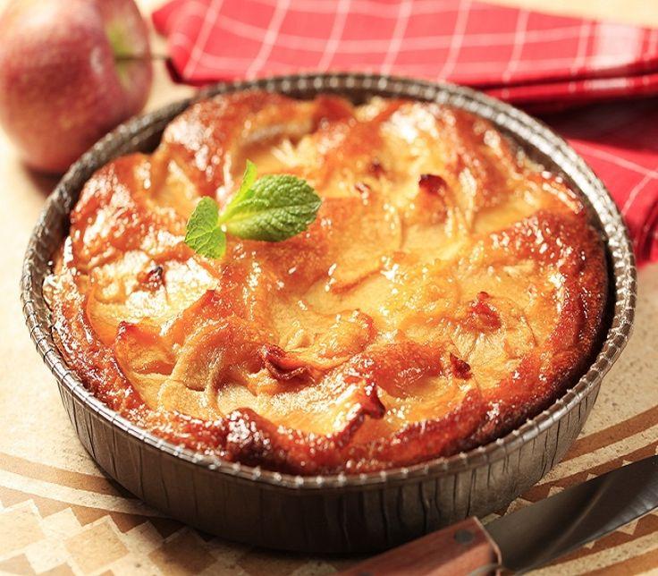 Μηλόπιτα για την νηστεία της Σαρακοστής - gourmed.gr