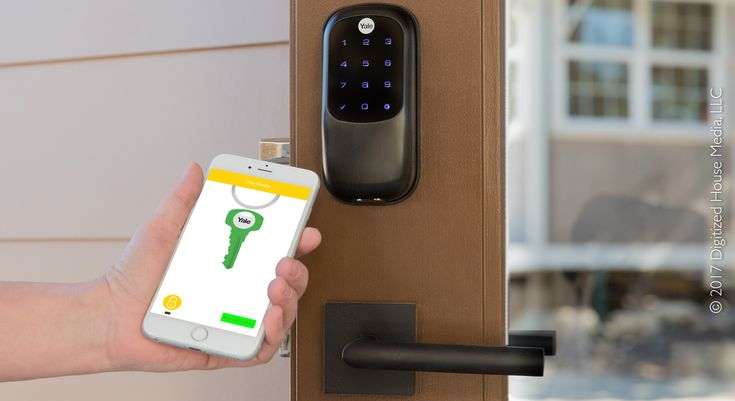 Secure your home while monitoring it from afar. https://digitized.house/2017/02/smart-home-security-way-yale-assure-lock-bluetooth/