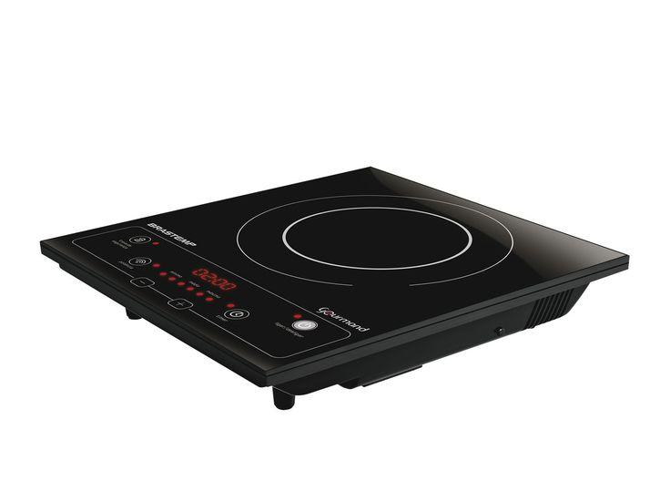 Cooktop Portátil por Indução Brastemp Gourmand 1 Boca - BDJ30AE | Loja Brastemp