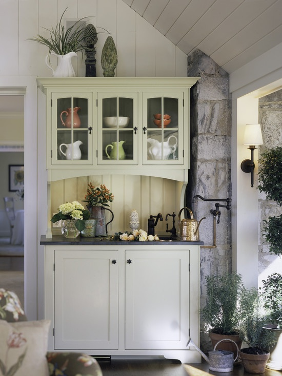 Want This Hutch In Your Home? We Can Recreate This Look Using Our Ou0027