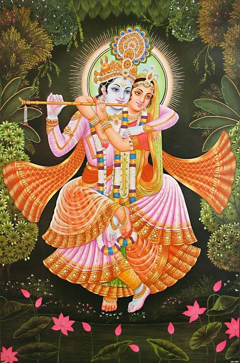 Radha & krishna One