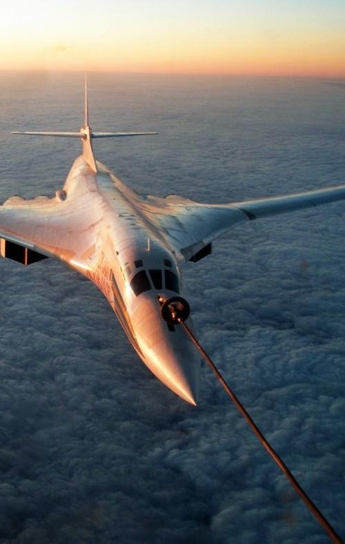 Tu-160 Blackjack.