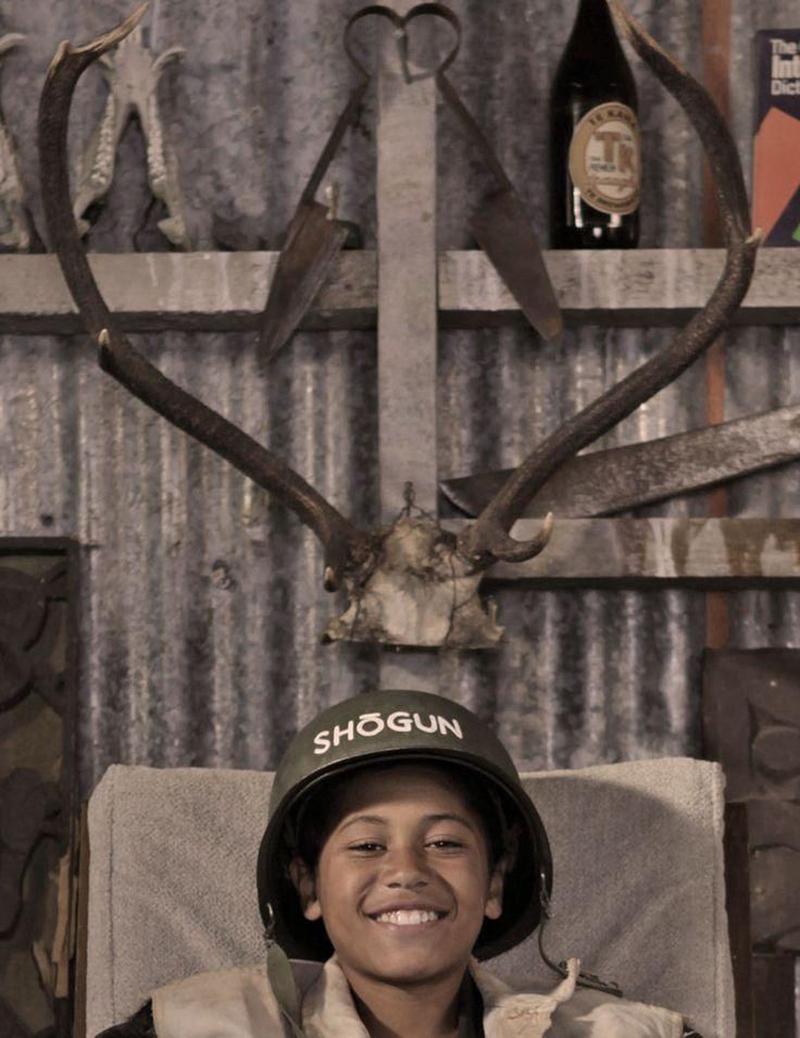 Crazy Horses HQ James Rolleston as Boy in BOY