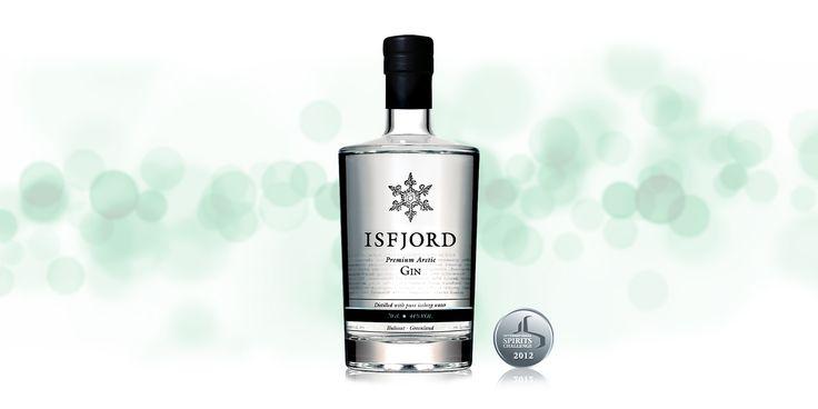 ISFJORD Premium Arctic Gin | ISFJORD Premium Arctic Gin & Vodka on tasting this Friday from 5pm - 07/03/14