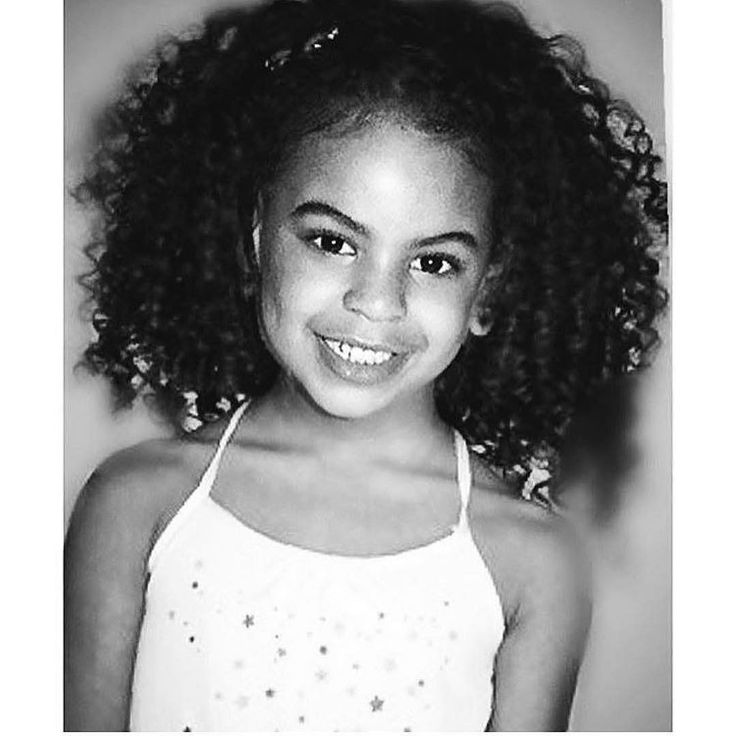 NEW PICTURE Of Beyonce's Daughter BLUE IVY . . . EXACTLY Like Her Mama/ SHE'S SO BEAUTIFUL!  SO, SO BLESSED ♥