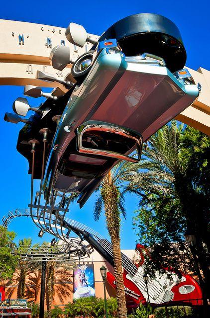 Rockin Roller Coaster - Disneys Hollywood Studios.                                                                                                            Sweeeet Emooootion             by        capt445      on        Flickr