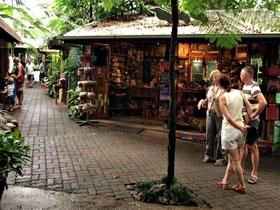 day 6: kuranda markets