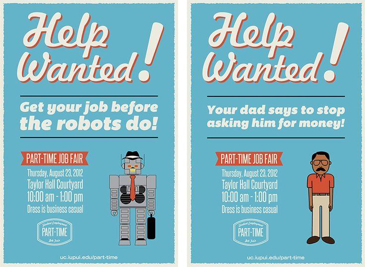 part time jobs fair Google Search {Career Services