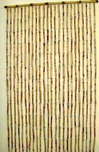 Cortina Bambu. - Bambumania