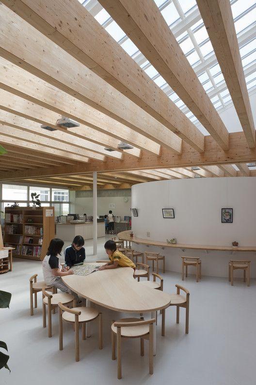 Itoi Elementary School,© Shinkenchiku-sha