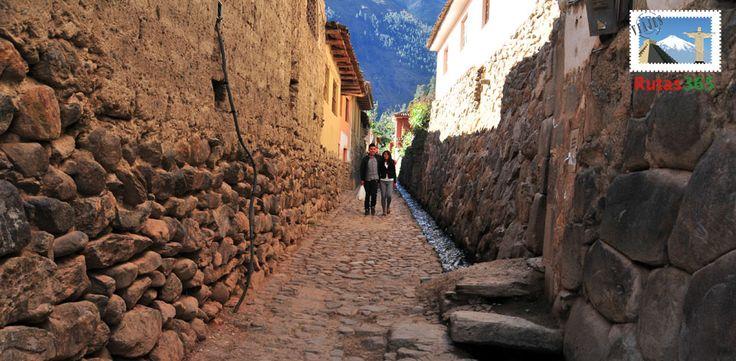 Atractivos de Ollantaytambo, Cusco. Peru