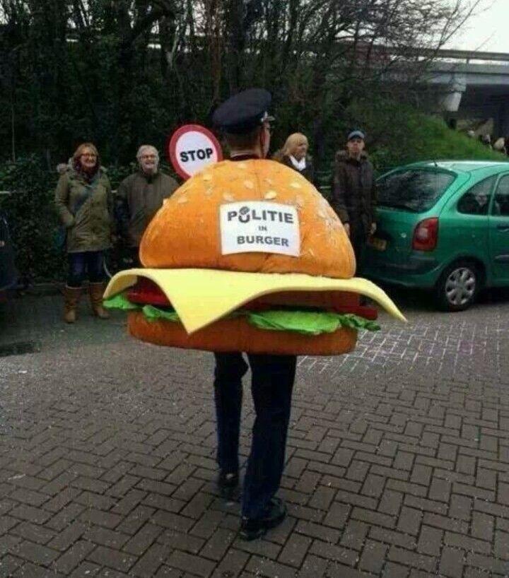 Politie In Burger