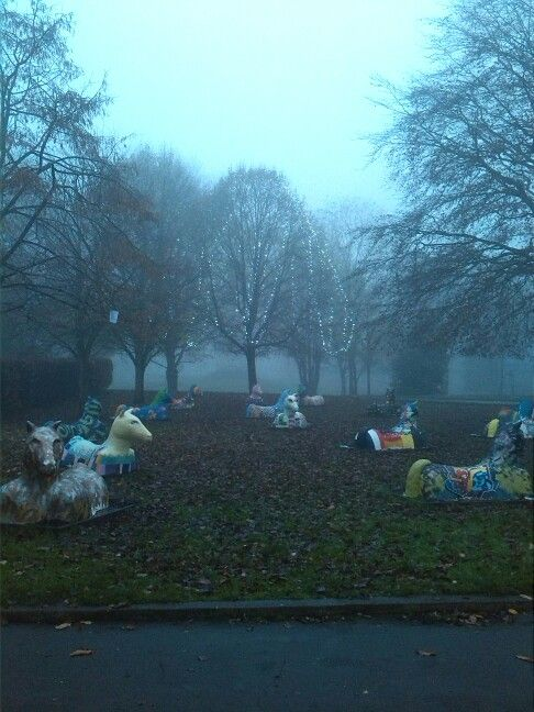 Spooky People's Park
