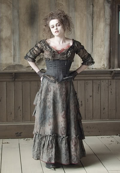 Helena Bonham Carter in Sweeney Todd